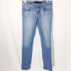 Refuge Distressed Jeans Low Rise Size 5R